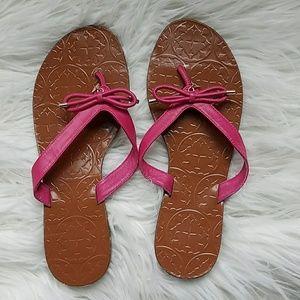 Kate Spade flip flops LIKE NEW
